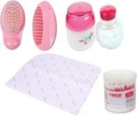 Farlin Baby Grooming Combo Set (Pink)