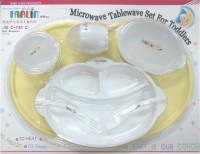 Farlin Microwave Tableware Set For Toddlers
