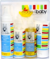 Made 4 Baby Bathing Tales - Organic Citrus Bath Pack (Transparent)
