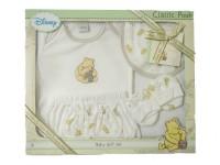Disney Baby Gift Set- 6pc (White)