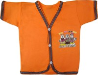 Jack & Ginni New Born Baby Clothes (Orange)