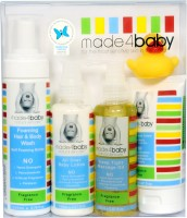 Made 4 Baby Bathing Tales - Fragrance Free Bath Pack (Transparent)