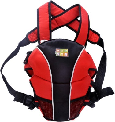 Mee Mee Cozy 4 in 1 Baby Carrier (Red)