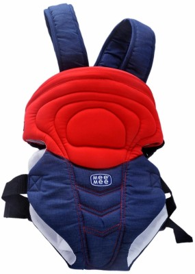 Mee Mee Safe & Stylish 6 in 1 Baby Carrier (Red)