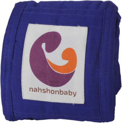 Nahshon Baby Side Carry Sling Baby Carrier (Blue)