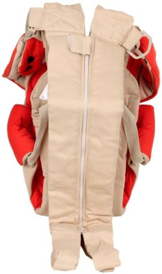 Koochie Koo CQ Baby Carrier (Orange, Beige)