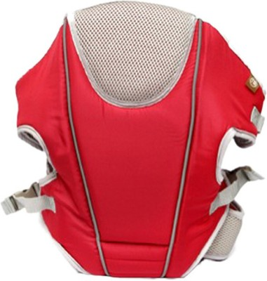 Koochi koo Adjustable Red Bag Baby Carrier (Red)