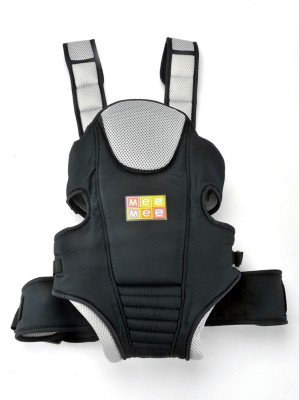 Mee Mee Soft and Premium 4 in 1 Baby Carrier (Black)