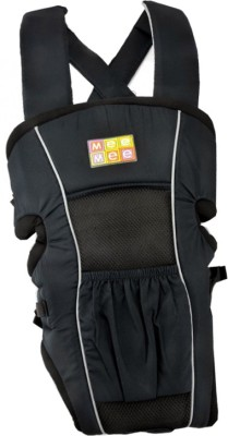 Mee Mee Convenient 4 in 1 Baby Carrier (Black)