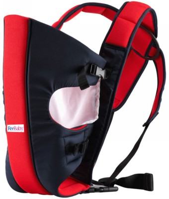 ReeBaby Baby Carrier Baby Carrier (Red, Black)