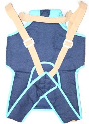 Chinmay Kids DENIM CARRIER BAG Baby Carrier (Multicolor, Blue)