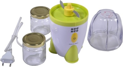 MeeMee Mini Chopper White