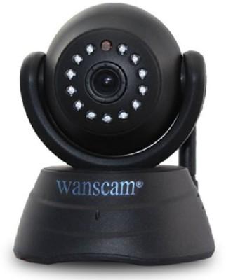 Wanscam Mini WiFi IPC-IR Wireless Network Cam Webcam Security Pan/Tilt IR Night Vision Black