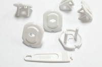 Rceetles Electrical Socket Covers For Baby Safety (White)