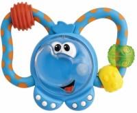 Chicco Fun Teething - Elephant Rattle: Baby Rattle
