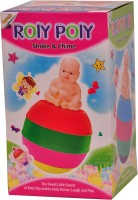 Ratnas Mu.Roly Poly Rattle (Multicolor)