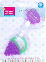 Morisons Baby Dreams Yummy Berry Toy Teether Rattle (Purple)