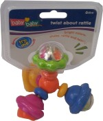 Baby Baby Baby Rattles Baby Baby Twist About Rattle