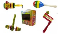 CeeJay RA-OW002 Rattle (Red, Yellow, Green)