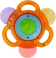 Simba Abc Musical Toy Rattle (Multicolor)