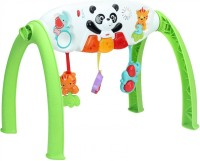 Fisher-Price Fisher-Price Grow With Me Gym Rattle (Multicolor)
