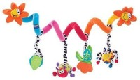 Playgro Amazing Garden Twirly Whirly Baby Toy Rattle (Multicolor)