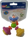 Baby Baby Twist About Rattle Rattle - Blue
