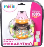 Farlin Baby Rattles Farlin Sandglass Rattle