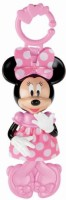 Fisher-Price Disney Baby Minnie Mouse Chime Rattle (Multicolor)