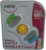 Farlin Baby Rattles Farlin Smile Rattle