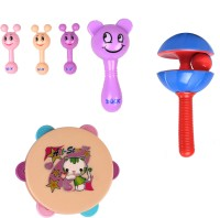 Duck Click Clack Rattle (Multicolor)