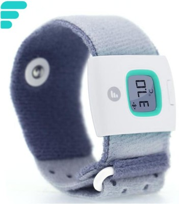 BS SPY INTELLIGENT WEARABLE DIGITAL BLUETOOTH BAND MOBILE APP (24 HRSS MONITORING) WITH HIGH TEMPERATURE ALERT Bath Thermometer (Grey)