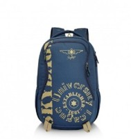 Skybags Raider 3.5 L Backpack (Blue)