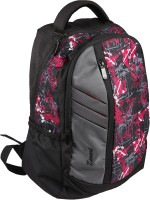 Zwart 114114PK 25 L Free Size Backpack - Black And Grey