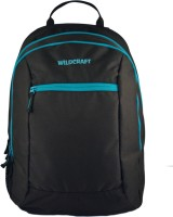 Wildcraft Escape Black Backpack Black, Size - 18