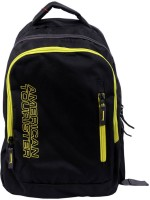 American Tourister Allier 02 Black/Lime 2.5 L Backpack Black/Lime, Size - 540