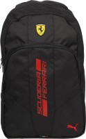 Puma Ferrari Fanwear 2.5 L Backpack Black