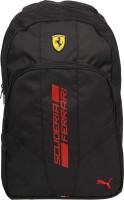Puma Ferrari Fanwear 2.5 L Backpack Black