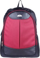 Kara 8258 Black And Wine 4 L Backpack Black, Maroon