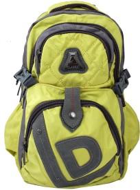 Super Drool Green Trek and Travel 8 L Backpack