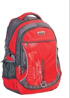Fabion 1341 30 L Large Backpack (Red, Size - 480)