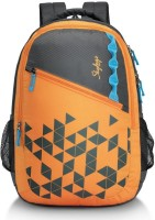 Skybags PIXEL EXTRA 01 ORANGE 32 L Backpack (Orange)