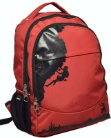 Believe K2 2.5 L Medium Backpack (Red, Size - 450)