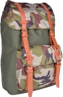 Red Chilli Delta 18 L Free Size Backpack Multi-Coloured, Size - 450