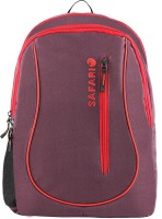 Safari Zoom 25 L Backpack (Wine, Size - 160)