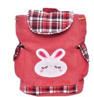 Hawai Sleepy Kitty 13.5 L Medium Backpack (Pink, Size - 355)