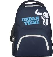 Urban Tribe Street Hawk Big Bull 24 L Laptop Backpack (Navy Blue)