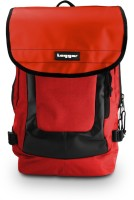 Tagger Urban Electro Red Bbrd (Red) Top Loaded Ultimate 21 L Laptop Backpack Red, Size - 457.2