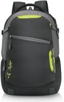 Skybags Teckie 2.5 L Laptop Backpack (Black)