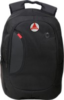ADS 16 Inch 2.5 L Free Size Laptop Backpack Red & Black01, Size - 360